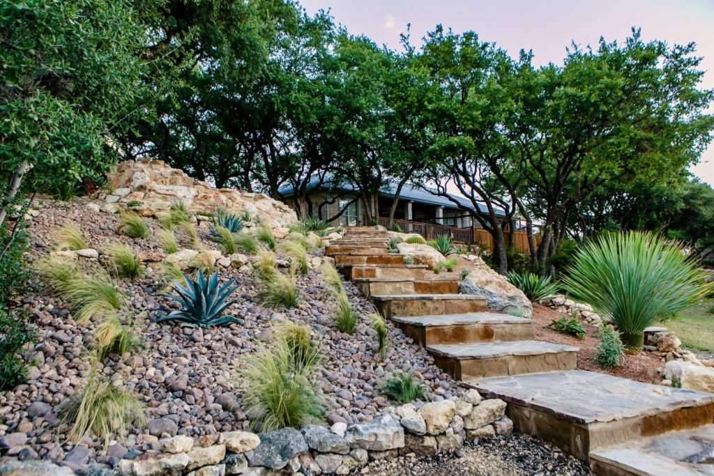 award-winning landscape design build by LUSH Greenscape Design portfolio photo