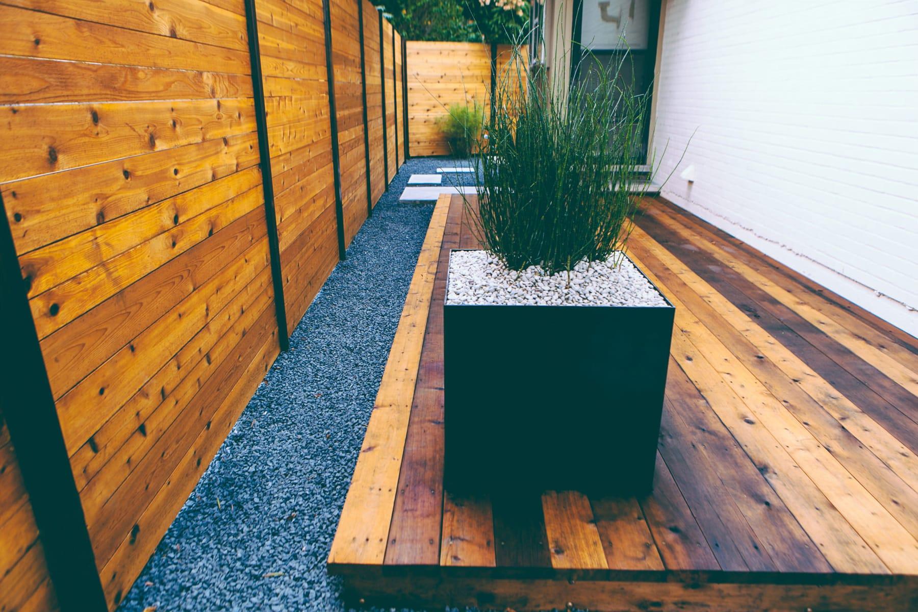 Jacobson Residence custom landscape design by LUSH Greenscape Design in Corpus Christi, TX