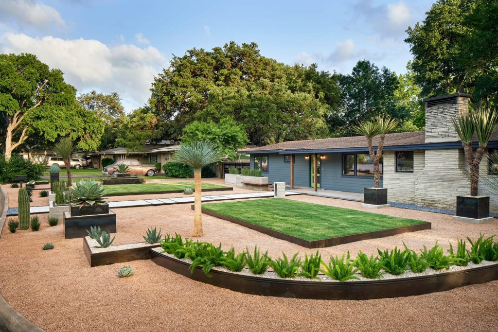 Photo of Campaigne Residence Landscaping