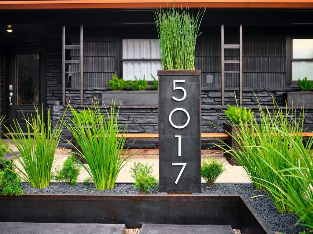 Casa Gallo landscape design project by LUSH GreenScape Design in Austin, TX