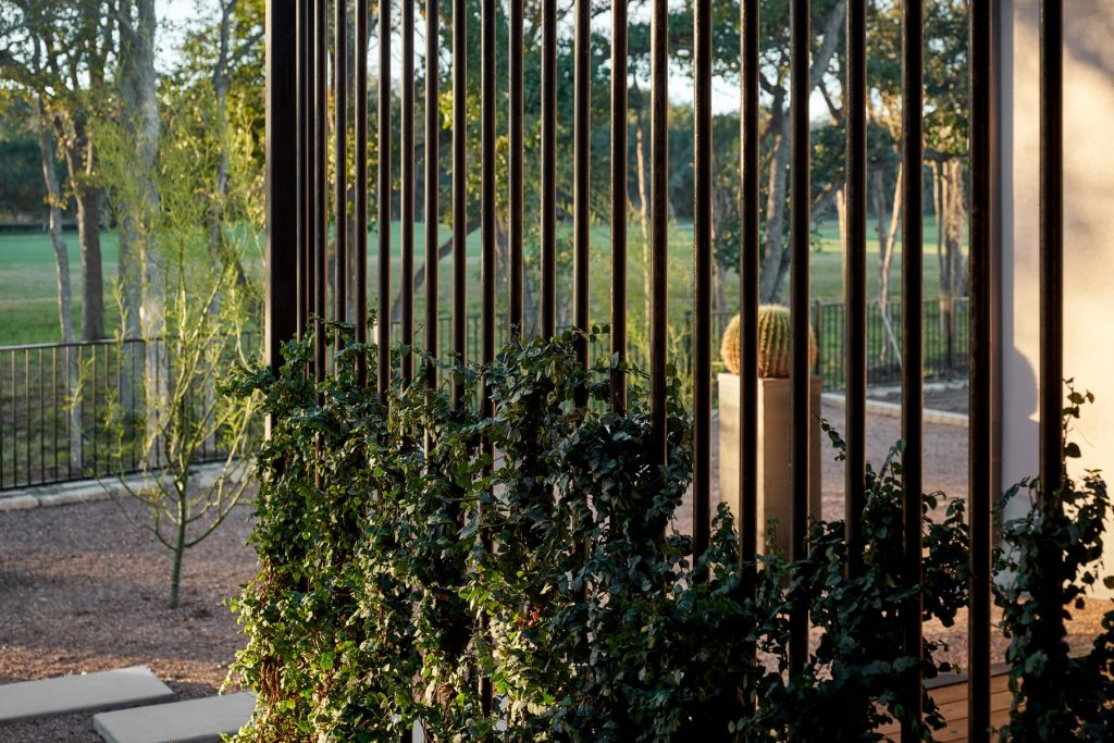 Hunter Residence landscape design project by LUSH GreenScape Design