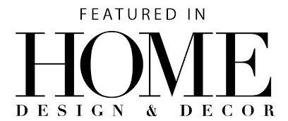 Featured in Home Design & Decor