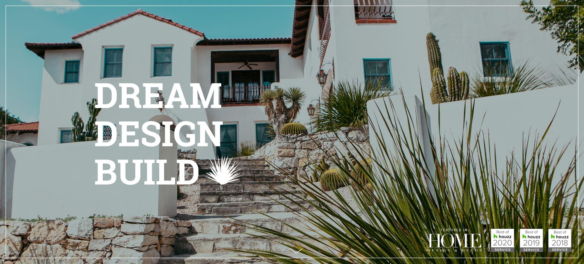 LUSH GreenScape Design main image award-winning landscape design
