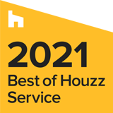 Best of Houzz landscape design build award LUSH GreenScape Design