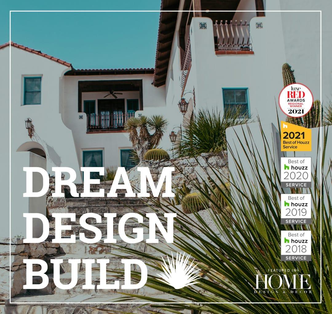 LUSH GreenScape Design award-winning landscape design build in Central Texas